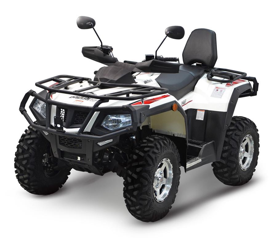 Daytona ATV AKITA II 450 4X4 Euro-4